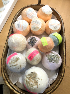 Assorted Scented Bath Bombs - Misfit bummer bombs