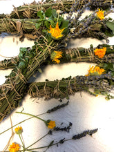 Herbal Cleansing Smudge Wands handmade