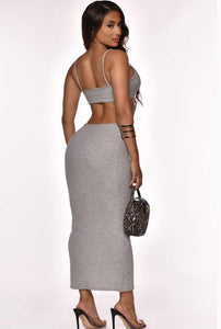 Casual But cute Maxi Dress - Exotic Fashion Boutique