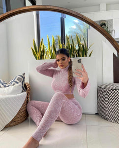 Can You Handle It Pant Set - Exotic Fashion Boutique