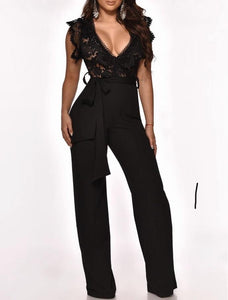 More to the Story Jumpsuit - Exotic Fashion Boutique
