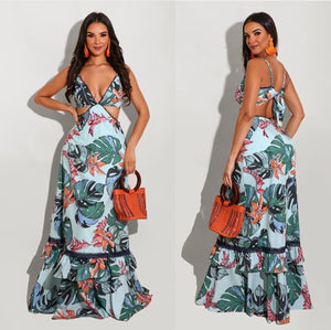 Come For Me Maxi Dress