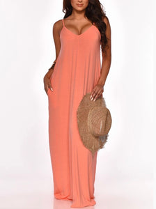 Invite Only Maxi Dress
