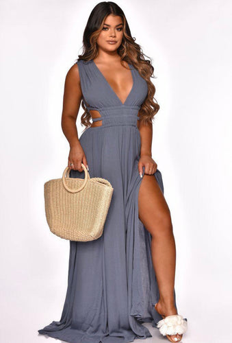 In Your Ways Maxi Dress
