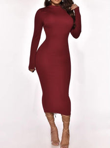 Check Me Out Maxi Dress - Exotic Fashion Boutique