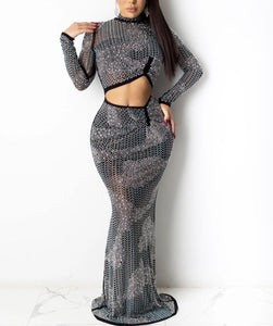 Party Maxi Dress - Exotic Fashion Boutique