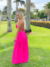 Lost in Tulum Maxi Dress