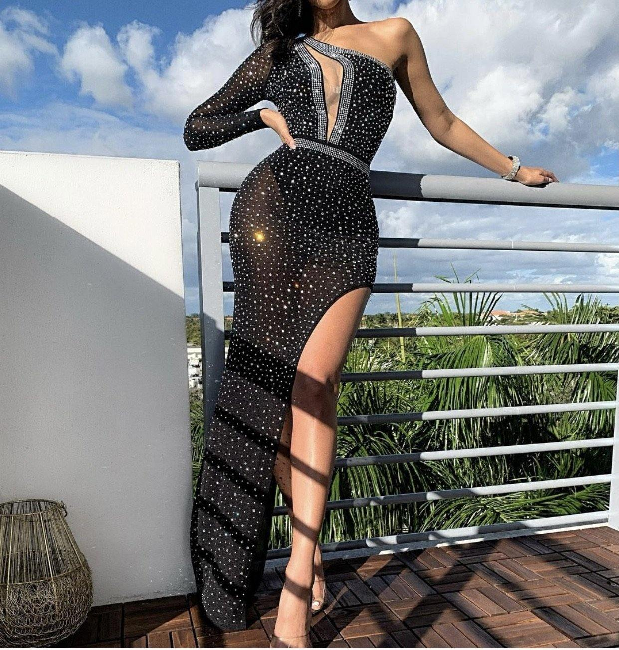 Just One Wish Gown - Exotic Fashion Boutique