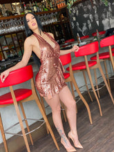 God's Gift Sequin Mini Dress - Exotic Fashion Boutique
