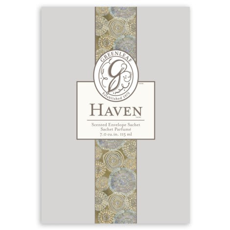 LARGE SACHET HAVEN -  -Lemongrass Boutique