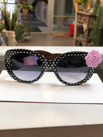 Sunglasses Polka Dot SUN30 -  -Kenneth Bell