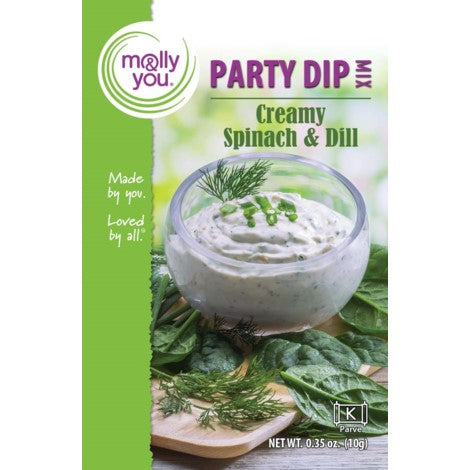 Creamy Spinach and Dill Dip Mix -  -Lemongrass Boutique