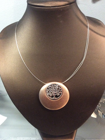 Tree of Life Necklace -  -Lemongrass Boutique