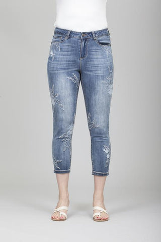 GG JEAN Collection Capris -  -GG Jeans