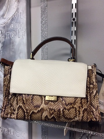 Python Print Satchel -  -Lemongrass Boutique