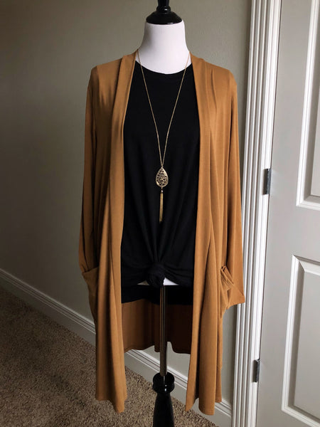 Sophie Slouchy Cardigan