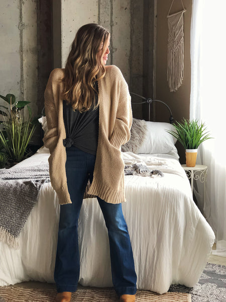 Kimberly Oversized Cardigan
