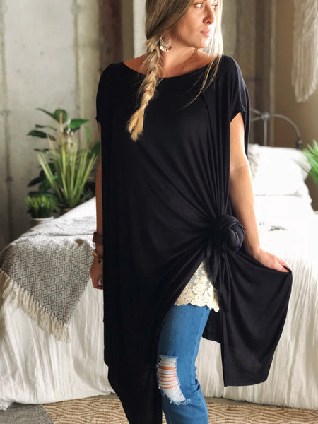 Evelyn Oversized Tunic
