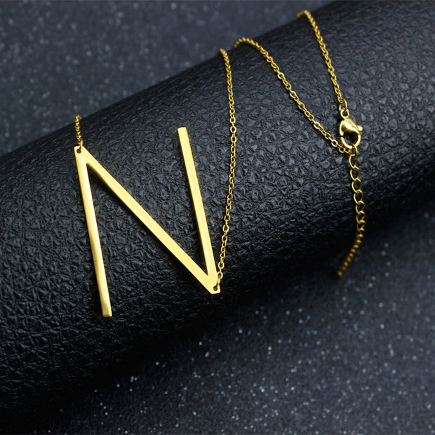 Megan Initial Necklace
