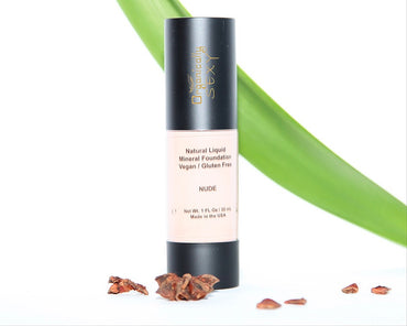 Organic Liquid Foundation - New Customer Special