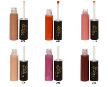 Organic Lip Gloss - New Customer Special