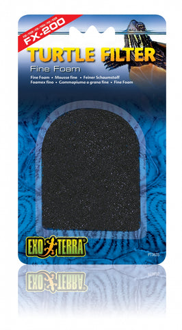 Exo Terra Fine Foam - 1 pack for FX200