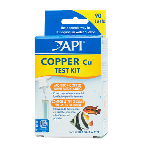 Copper Test Kit - Freshwater/Saltwater
