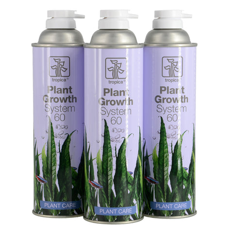 Tropica Plant Growth System 60 Refills - 3 pack