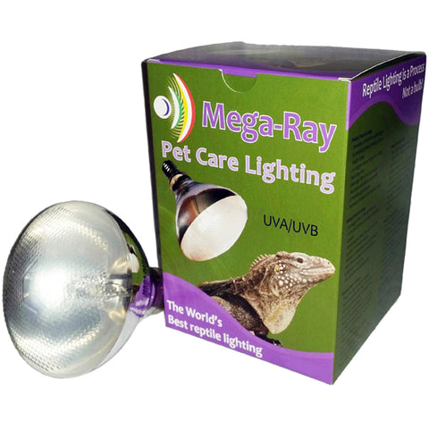 Mega-Ray Self-Ballasted Flood UVB Lamp