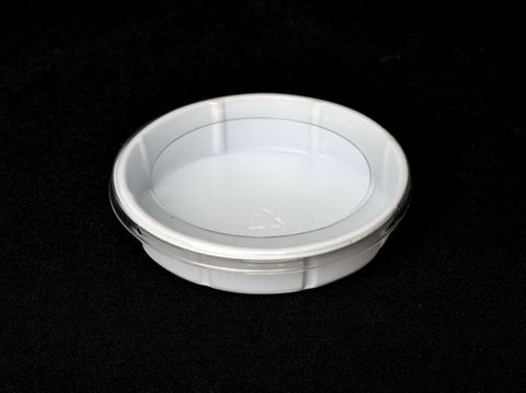 Small Worm Feeder Cups (6 Pack)