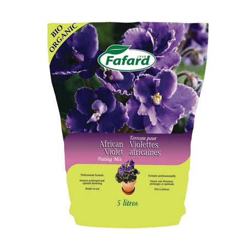 Fafard African Violet Potting Mix 5L