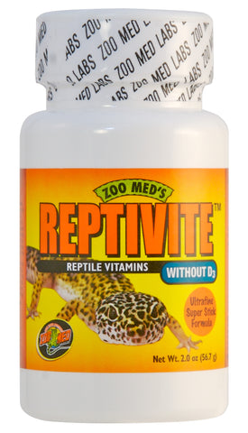 Zoo Med ReptiVite without D3