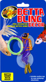 Zoo Med Betta Bling Decor – Diver with Hoop