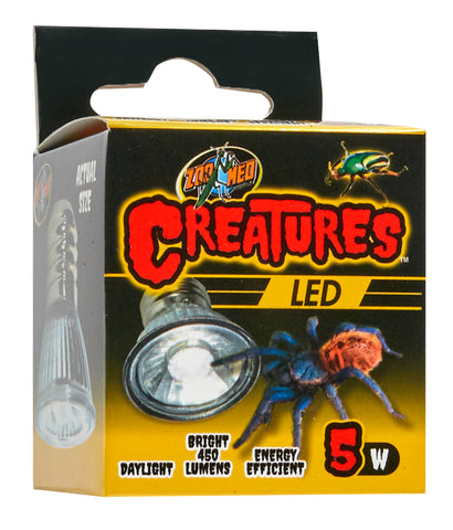 Zoo Med Creatures LED Bulb 5 Watt