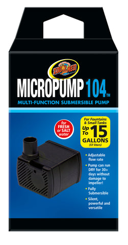Zoo Med Micro Pump 104