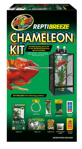 Zoo Med ReptiBreeze Chameleon Kit
