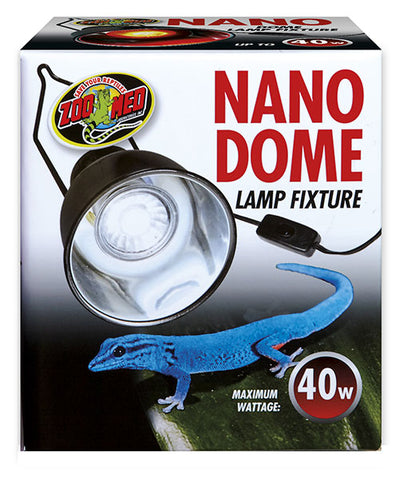 Zoo Med Nano Dome Lamp Fixture
