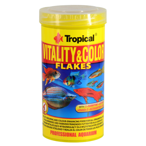 Tropical Vitality & Colour Flakes 50g
