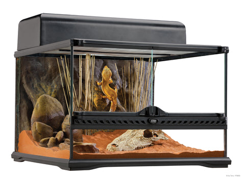 Exo Terra Natural Terrarium - Advanced Reptile Habitat, Low