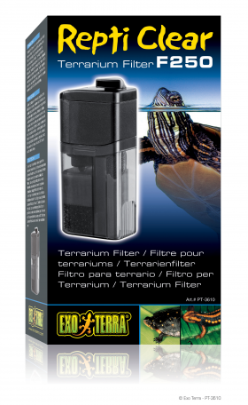 Exo Terra Repti Clear Internal Terrarium Filter F250