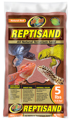 Zoo Med ReptiSand – Natural Red