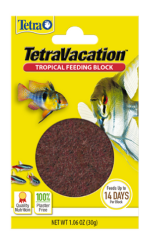 Tetra Vacation 14 Day Gel Feeder