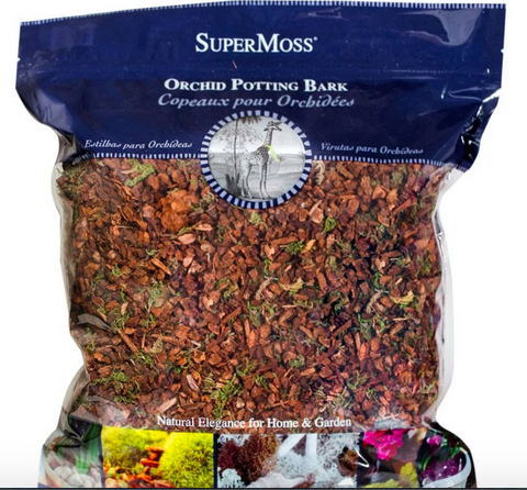 Super Moss Orchid Potting Bark