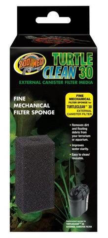 Zoo Med Turtle Clean 30 Mechanical Filter Sponge