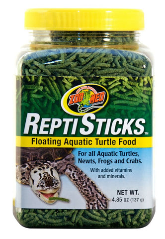 Zoo Med ReptiSticks™ Floating Aquatic Turtle Food
