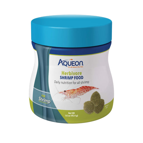 Aqueon Herbivore Shrimp Food