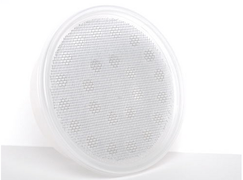 Metal Screen Insect Lids 4.5""