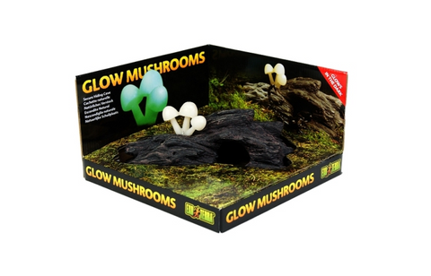 Exo Terra Glow Mushrooms Natural Hideout