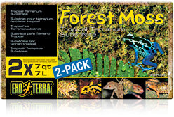 Exo Terra Forest Moss Brick 2-Pack