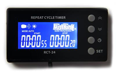 Mist King Repeat Cycle Timer RCT-24